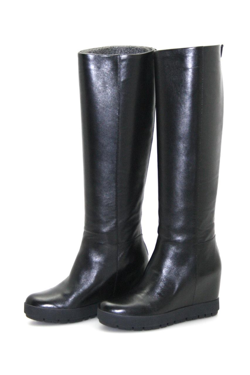 authentic luxury prada boots shoes 3wz010 nero new us 9 5 eu 39 5 40 uk 6 5 ebay. Black Bedroom Furniture Sets. Home Design Ideas