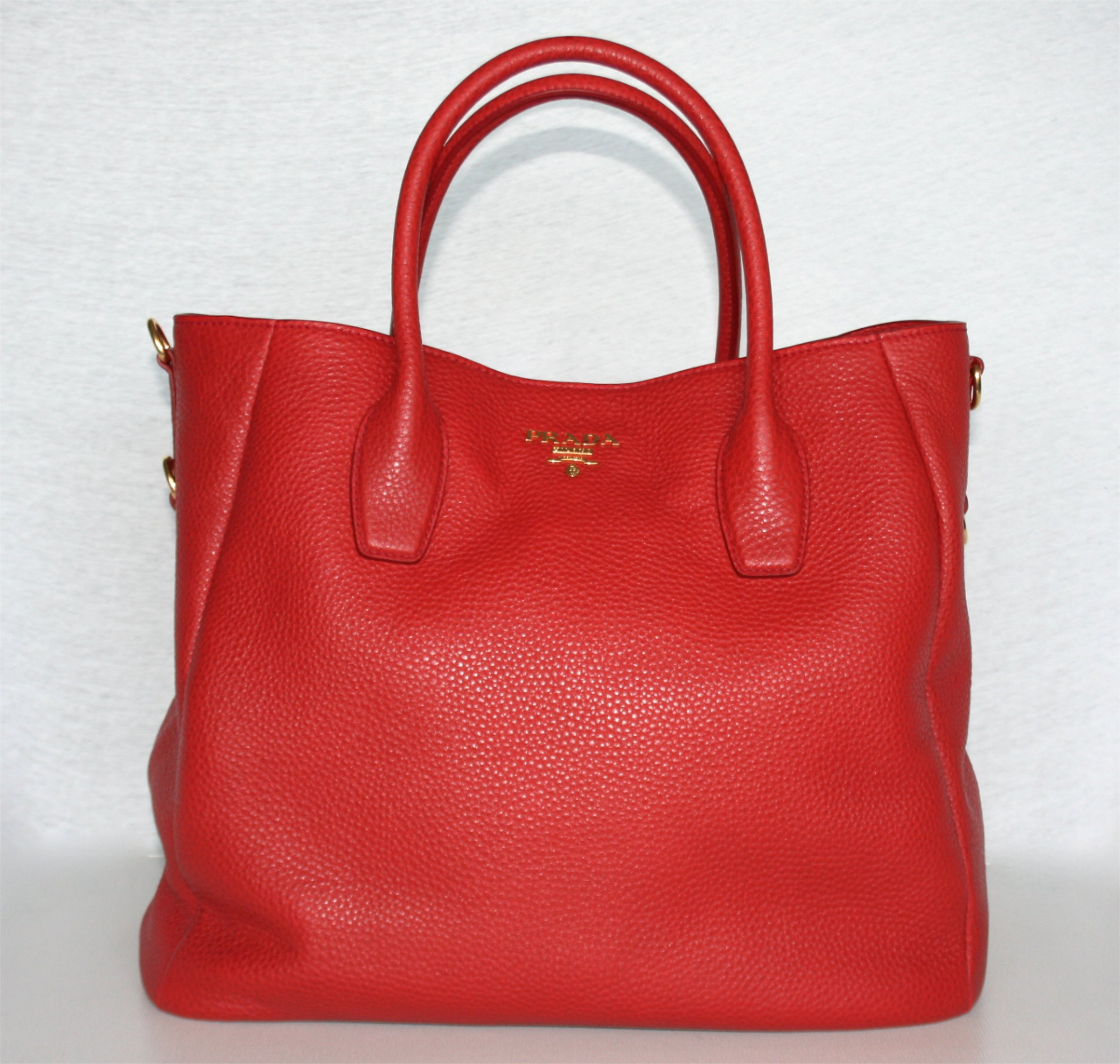 prada luxus handtasche tasche purse handbag bag neu new. Black Bedroom Furniture Sets. Home Design Ideas